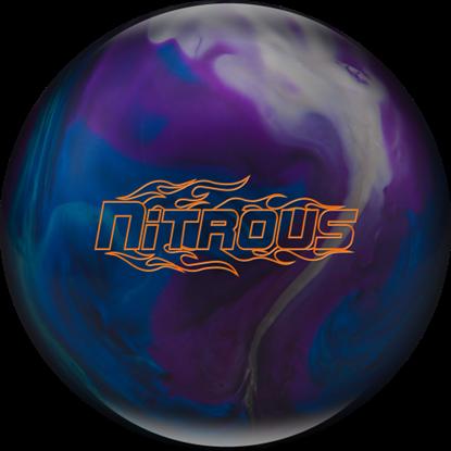 Picture of Nitrous Purple/Blue/Silver