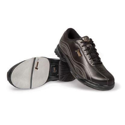 Picture of Men's Hammer Force Black/Carbon Shoe (Left Handed)